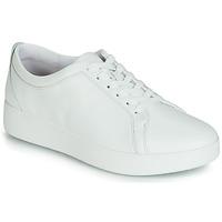 Zapatos Mujer Zapatillas bajas FitFlop RALLY SNEAKER Blanco