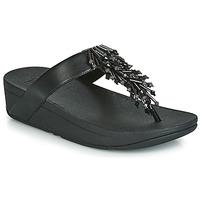 Zapatos Mujer Chanclas FitFlop JIVE TREASURE Negro