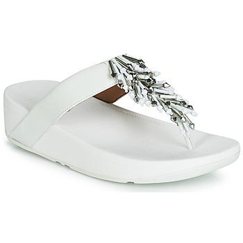 Zapatos Mujer Chanclas FitFlop JIVE TREASURE Blanco