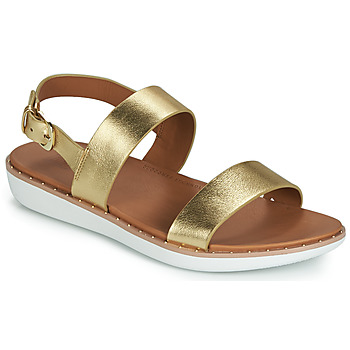 Zapatos Mujer Sandalias FitFlop BARRA Oro
