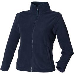 textil Mujer Polaire Henbury HB851 Azul marino