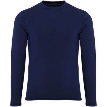 textil Niño Camisetas manga larga Tridri TR16B Azul marino