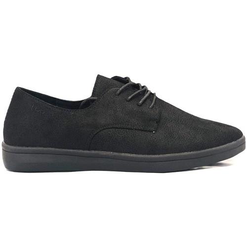 Zapatos Mujer Zapatillas bajas Les Petites Bombes Derby et chaussure 6- Florence Noir Negro