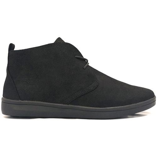 Zapatos Mujer Botas de caña baja Les Petites Bombes Derby et chaussure 6- Frida Noir Negro