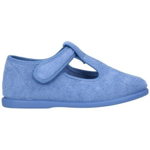 Zapatos Niño Pantuflas Batilas 12602V Niño Azul bleu
