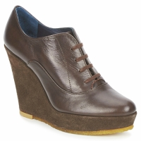 Zapatos Mujer Low boots Castaner FUSTA Marrón