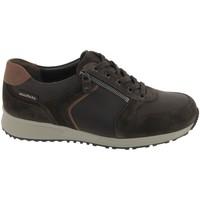 Zapatos Hombre Zapatillas bajas Mobils By Mephisto Herve Cuero marrón