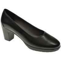 Zapatos Mujer Zapatos de tacón Duendy ZAPATO TACÓN  NEGRO Negro