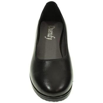 Duendy 31 Negro - Zapatos Zapatos de tacón Mujer 2795