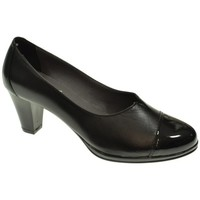Zapatos Mujer Zapatos de tacón Duendy 5045LI negro