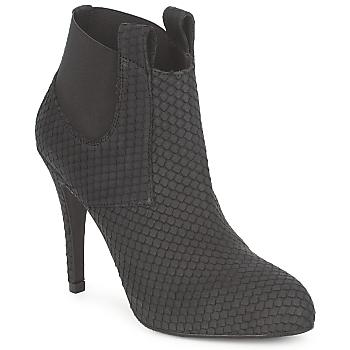 Zapatos Mujer Botines Frida CASTRIL Negro