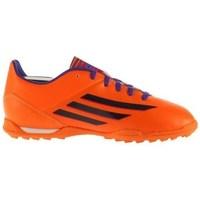 Zapatos Niños Zapatillas bajas adidas Originals F10 Trx TF J Negro