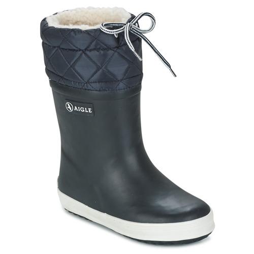 Aigle GIBOULEE Marino / Blanco - Envío gratis | ! - Zapatos Botas de nieve Nino
