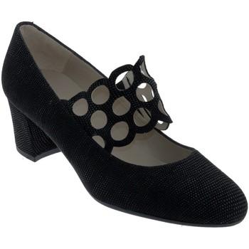 Zapatos Mujer Zapatos de tacón Brenda Zaro F2962 Cuero negro