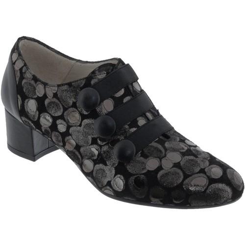 Zapatos Mujer Zapatos de tacón Brenda Zaro F2944 Cuero negro