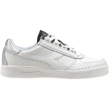 Zapatos Mujer Zapatillas bajas Diadora DIA-I18-C0516-WS Bianco