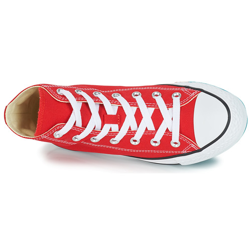 b6703fae ... Últimos recortes de precios Converse CHUCK TAYLOR ALL STAR CORE HI Rojo  - Envío gratis con ...