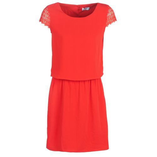 Betty London KOR Rojo - Envío gratis | ! - textil vestidos cortos Mujer