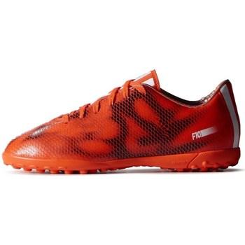 Zapatos Niños Fútbol adidas Originals F10 TF J Negro