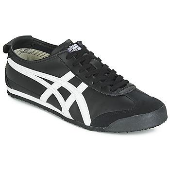 Zapatos Zapatillas bajas Onitsuka Tiger Mexico 66 Negro / Blanco