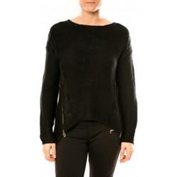 textil Mujer Jerséis By La Vitrine Pull Laetitia MEM K078 Noir Negro