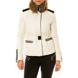 textil Mujer Plumas Sweet Company Doudoune Voyelles 3B093 Blanc Blanco