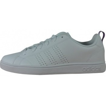 Zapatos Mujer Multideporte adidas Originals VS ADVANTAGE CL W FTWR SHOCK PURPLE blanco
