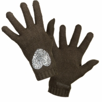 Accesorios textil Mujer Guantes Moschino 29849 Verde