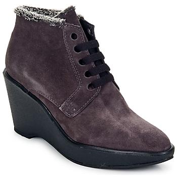 Zapatos Mujer Low boots Parallèle LAHO Morado