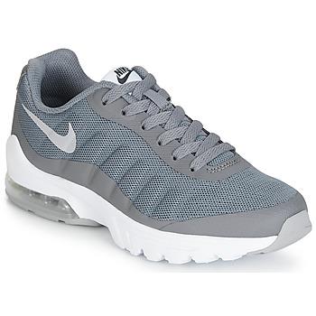 Zapatos Niño Zapatillas bajas Nike AIR MAX INVIGOR GS Gris