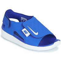 Zapatos Niño Sandalias Nike SUNRAY ADJUST 5 Azul