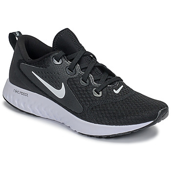 Zapatos Mujer Running / trail Nike REBEL REACT Negro / Blanco