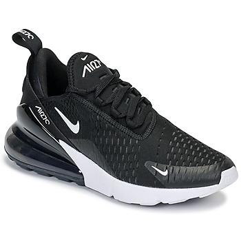 Zapatos Mujer Zapatillas bajas Nike AIR MAX 270 W Negro / Blanco