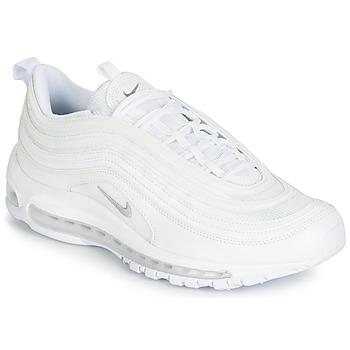 Zapatos Hombre Zapatillas bajas Nike AIR MAX 97 Blanco / Gris