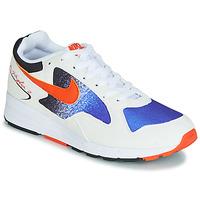 Zapatos Hombre Zapatillas bajas Nike AIR SKYLON II Blanco / Azul / Naranja