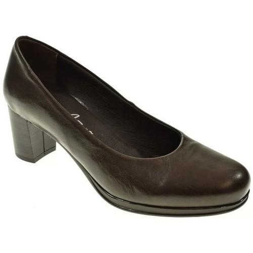 Zapatos Mujer Zapatos de tacón Laura Azaña 20200 Marrón